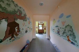Bejárati folyosó